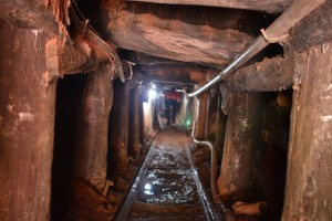 shaft-mine